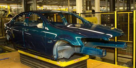 Confirmed:: Holden plant will shut October 20