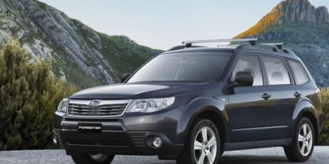 Subaru makes a strong start to 2010 sales