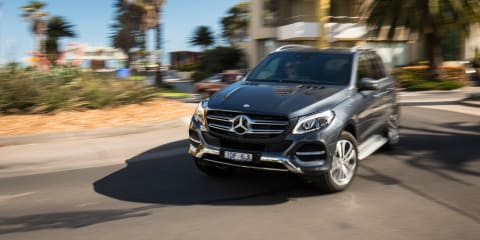 2016 Mercedes-Benz GLE 250d Review