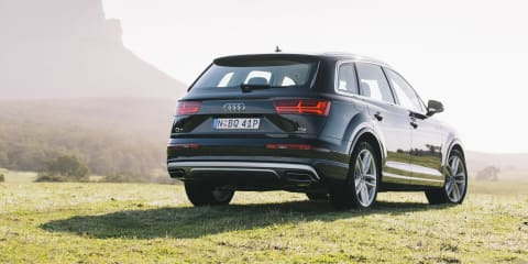 2016 Audi Q7 pricing and specifications