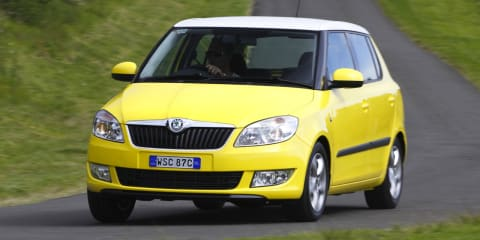 2014 Skoda Fabia price cut to $15,990