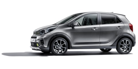 Kia Picanto X-Line revealed for Frankfurt