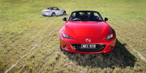 2016 Mazda MX-5 pricing and specifications