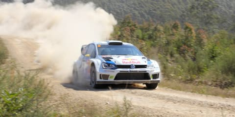 Volkswagen Motorsport feature: behind the dust of Rally Australia