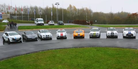 The Nürburgring Review - in a rental car