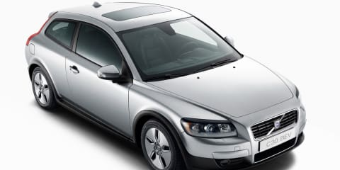 Volvo C30 BEV zero emissions plug-in hybrid announced