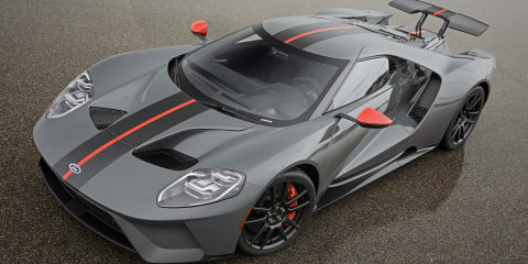 2019 Ford GT Carbon Series revealed