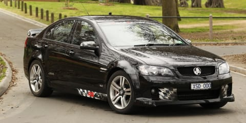 2010 Holden Commodore Race Sport RS350 & RS400T Review