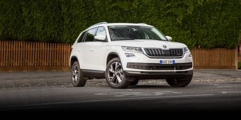 2017 Skoda Kodiaq 132TSI review