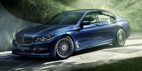 2017 BMW Alpina B7 revealed