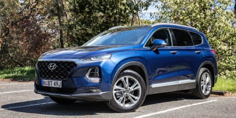 Hyundai Santa Fe diesel cancelled for the US