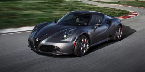 Alfa Romeo 4C Coupe future looking shaky