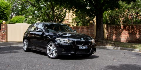 2014 BMW 118i Review