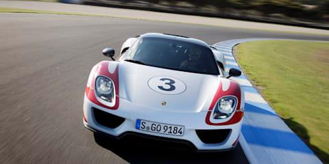 Porsche planning electric hypercar