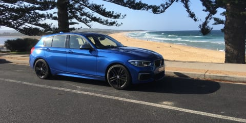 A family road trip in the 2018 BMW M140i