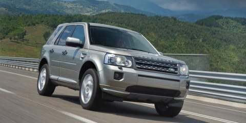 2011 Land Rover Freelander 2 details