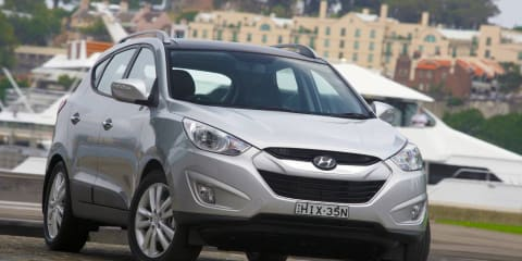 2011 Hyundai ix35 Highlander petrol added to range