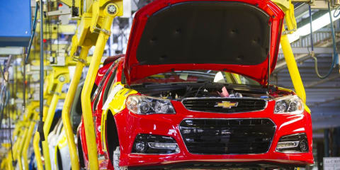 Holden tells Government increasing exports is unrealistic: report