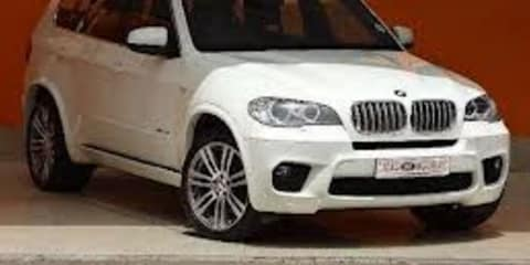 2012 BMW X5 xDRIVE 40d SPORT Review