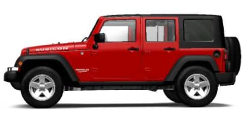 2007 Jeep Wrangler Unlimited Pricing & Specifications