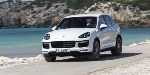 2015 Porsche Cayenne pricing and specifications