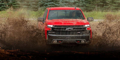 2019 Chevrolet Silverado 1500 review