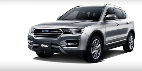 2017 Haval H7 set for Australian launch next year