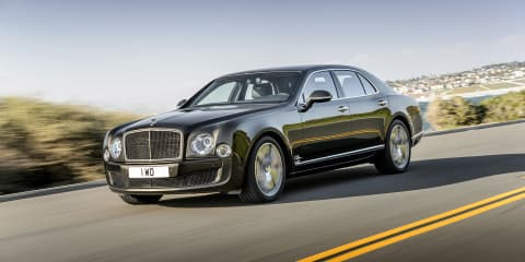 Bentley Mulsanne Speed revealed with 1100Nm twin-turbo V8