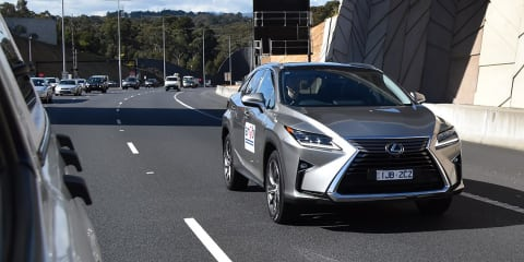 EastLink launches self-driving survey for Victoria
