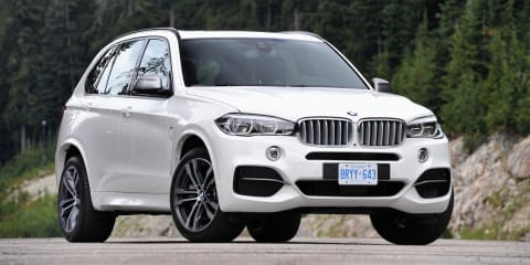 BMW X5 M50d: third-gen flagship diesel SUV officially revealed