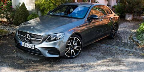 2017 Mercedes-AMG E43, Mercedes-Benz E350e pricing and specs