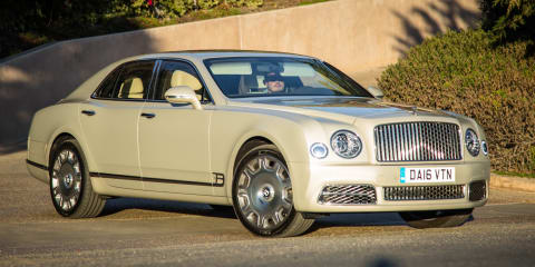 2017 Bentley Mulsanne review