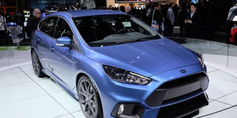 2016 Ford Focus RS to feature stall recovery system