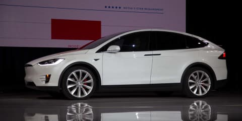 Tesla Model X revealed ahead of Australian debut: 7 seats, 3.2 seconds to 60mph