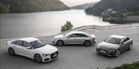Audi adds 40TDI engine for A6, A7 in the UK