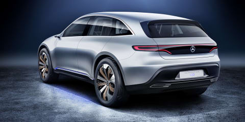 Mercedes-Benz outlines EV production plans