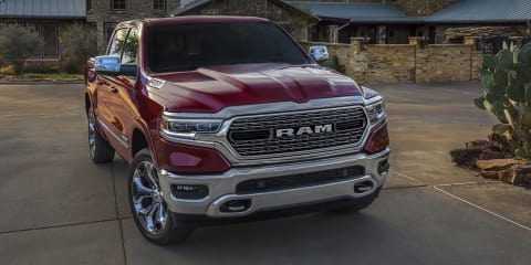2019 Ram 1500 revealed in Detroit