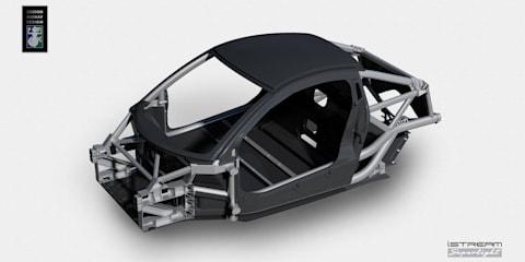 Gordon Murray Design iStream Superlight chassis revealed
