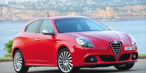 2012 Alfa Romeo Giulietta now with dual-clutch auto and diesel