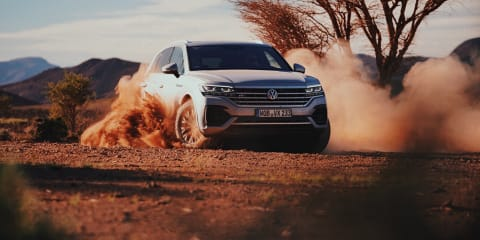 Volkswagen Touareg V6 petrol joins European range, 'no plans' for Oz right now