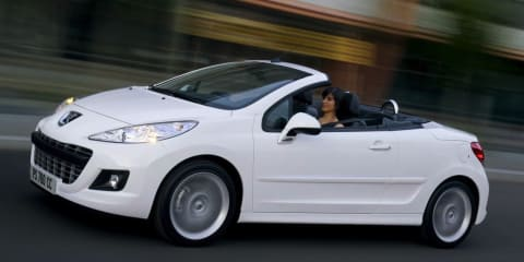 Peugeot 207CC Review