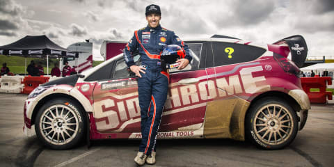 Extreme Rallycross:: WRC ace Chris Atkinson helps preview new Australian motorsport series