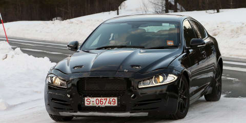 Jaguar XS: England's new 3 Series rival goes prototype testing