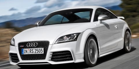 Audi TT RS with 551 Nm by Superchips