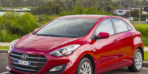 2015 Hyundai i30 Active CRDi Review: Speed Date