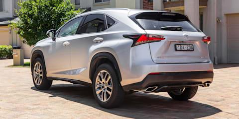 2015 Lexus NX200t v Mazda CX-5 Akera AWD :: Comparison Review