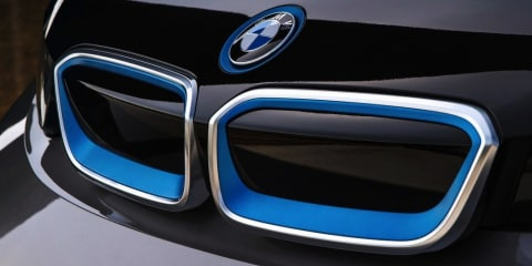 BMW investigating fuel cell-powered electric motors for future EVs