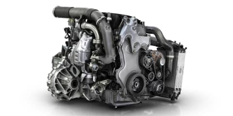 Renault reveals new 1.6-litre twin-turbo diesel engine