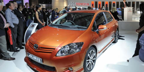 Toyota Auris TRD unveiled in South Africa