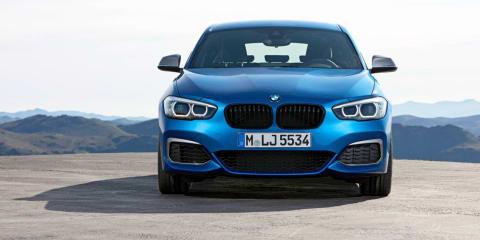 2018 BMW 1 Series pricing and specs: Fresh look, more tech for baby Bimmer range